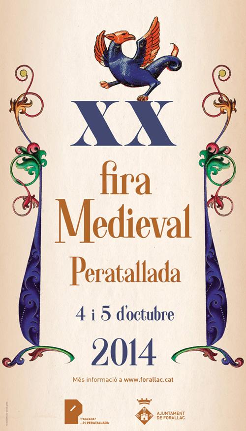 XX Fira Medieval de Peratallada