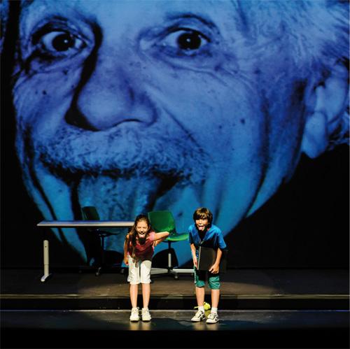 El Petit Romea estrena 'Perduts a la Viquipèdia'