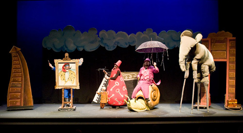 El Petit Dalí torna al Teatre Poliorama!