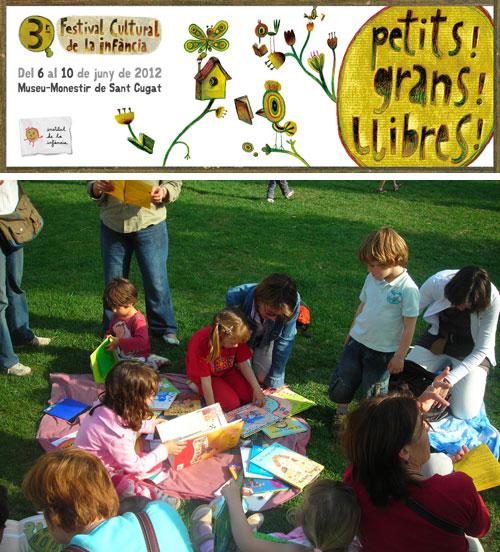 3r Festival: Petits! Grans! Llibres!