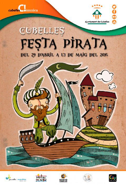Festa Pirata a Cubelles