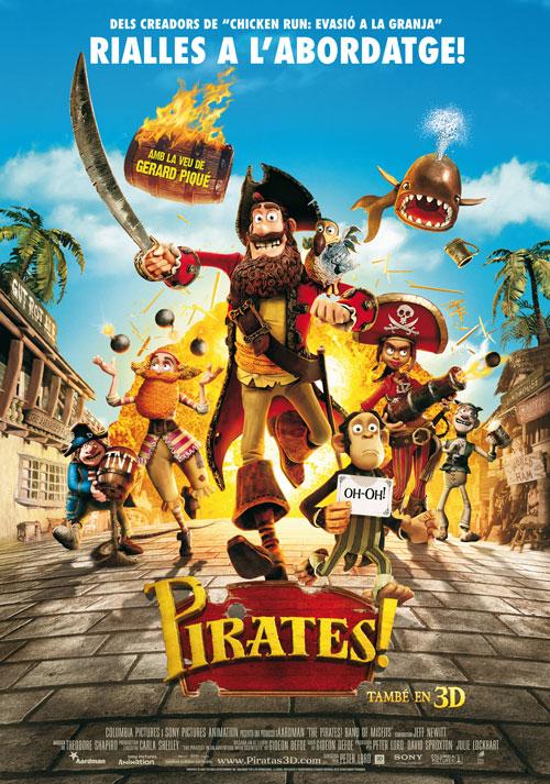 Pel·lícula: Pirates!