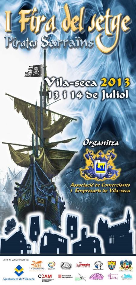 I Fira del Setge Pirates Sarraïns a Vila-seca