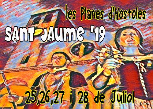 Festa Major de Les Planes d'Hostoles, la Garrotxa