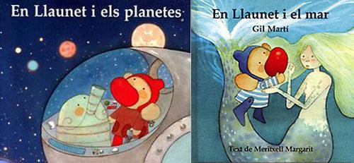 En Llaunet i els planetes, i en Llaunet i el mar