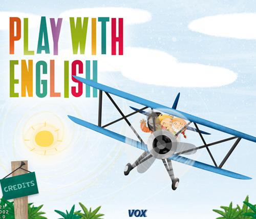 Aplicació 'Play with English': per aprendre anglès jugant