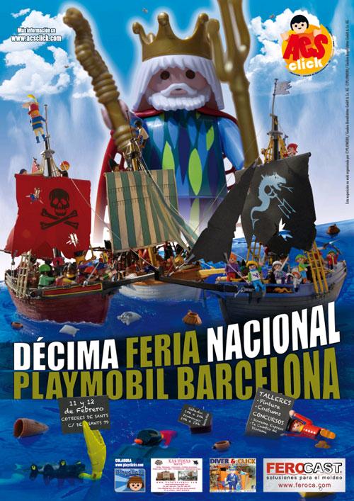 10a Fira de Playmobil a Barcelona