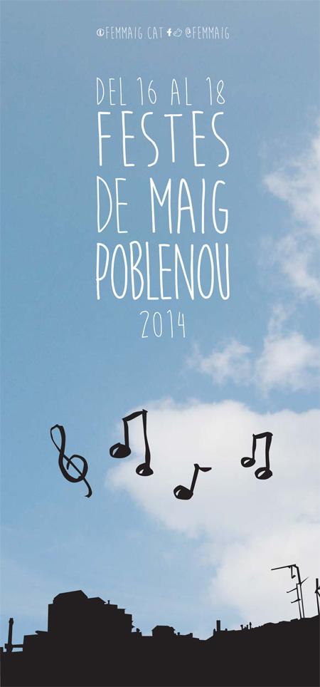 Festes de Maig a Poblenou, Barcelona
