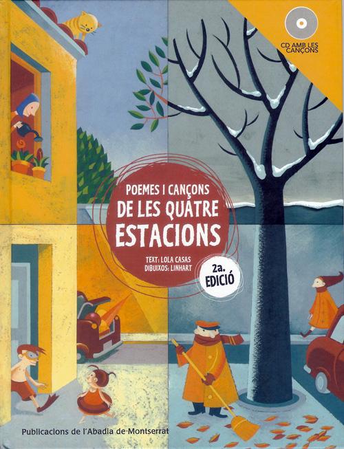 Poemes i cançons de les quatre estacions