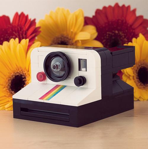 Una Polaroid de Lego