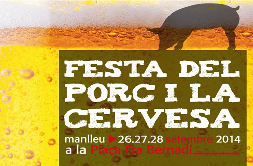 Festa del Porc i la Cervesa a Manlleu