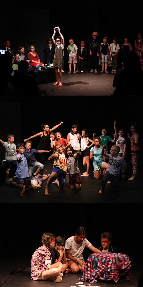 Una gran experiència teatral a Sala Porta4