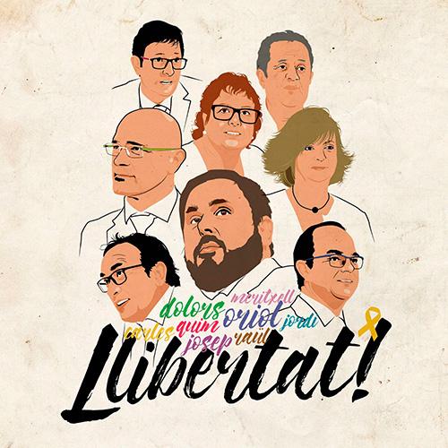 Amb el Govern legítim de Catalunya