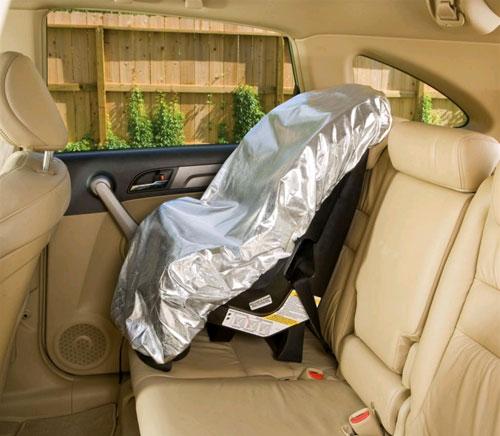 Protector per la cadireta del cotxe
