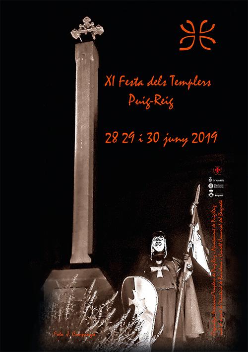XI Festa dels Templers de Puig-reig, el Berguedà