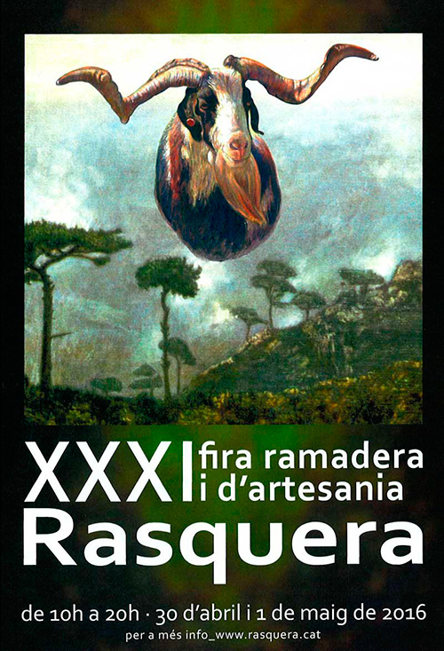 XXXI Fira Ramadera i d'artesania de Rasquera