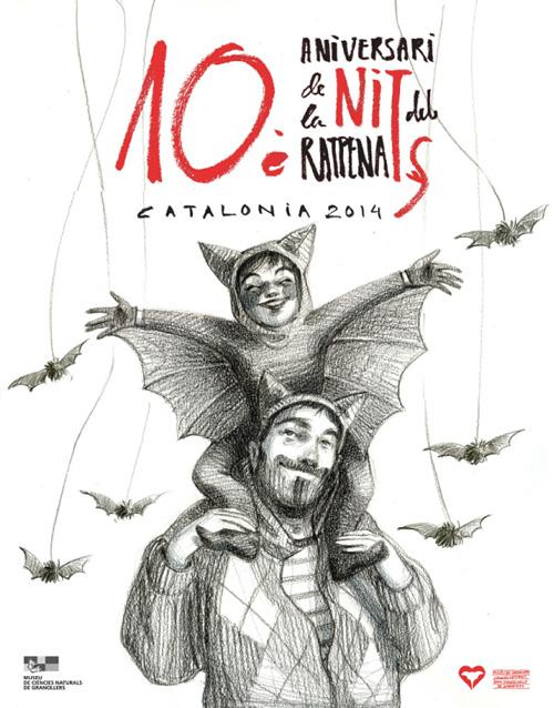 10a Nit Catalana dels Ratpenats a Collserola