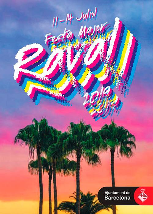 Festa Major del Raval de Barcelona