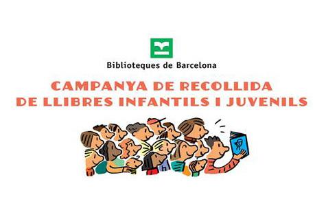 Campanya de recollida de llibres