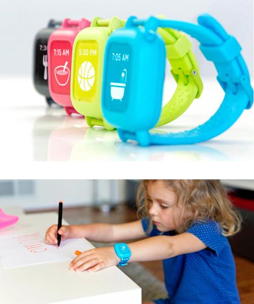 Rellotge digital per a nens