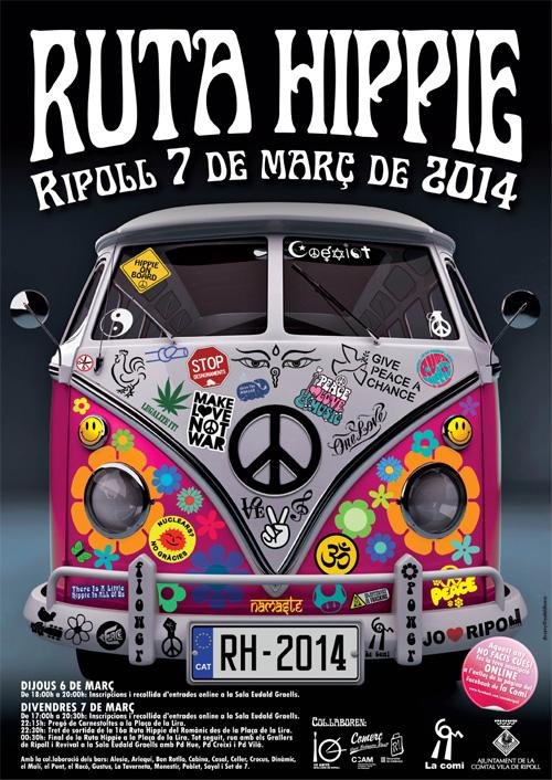 Ruta Hippie i Carnaval de Ripoll