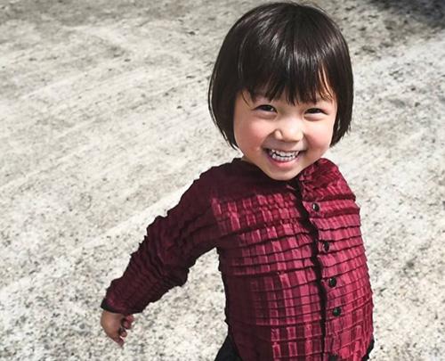 Roba extensible que augmenta de talla amb el creixement del nen