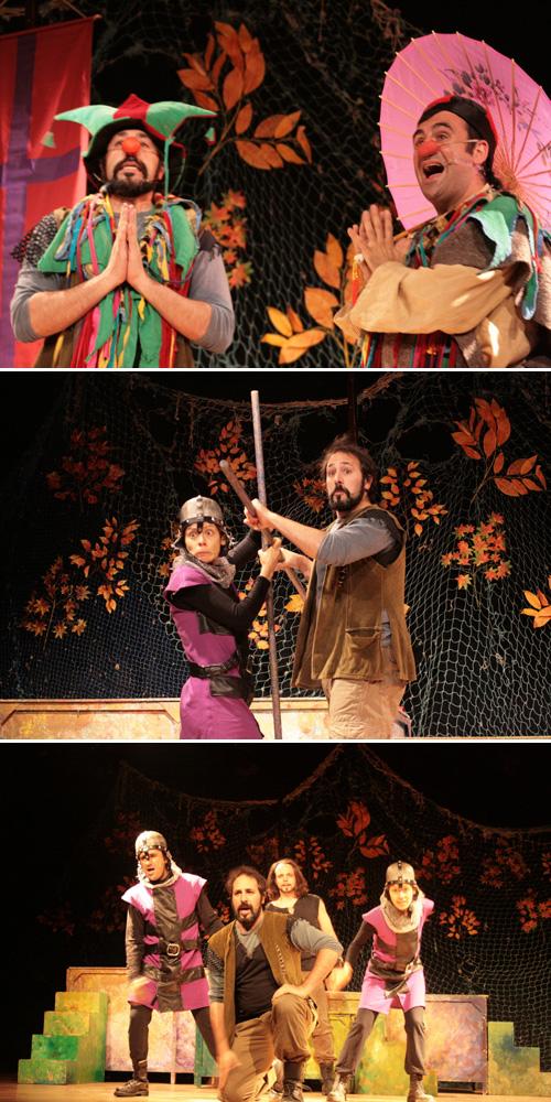 Guanyadors de les entrades per veure 'Les aventures d'en Robin Hood'