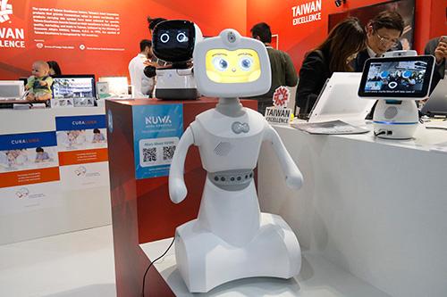 Robots per per ajudar amb els deures dels nens