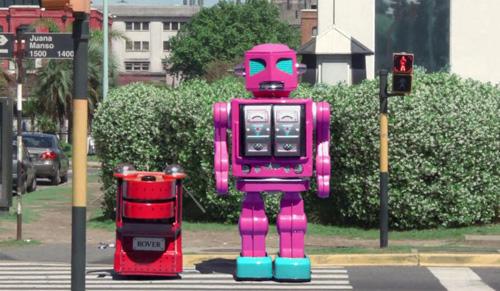 Robots i joguines