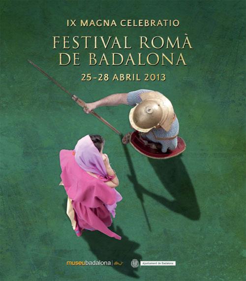 IX Magna Celebratio, Festival Romà de Badalona