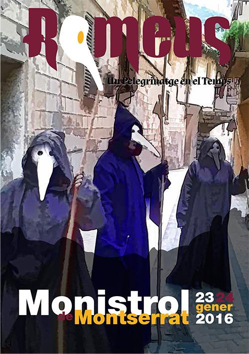 Festa dels Romeus a Monistrol de Montserrat