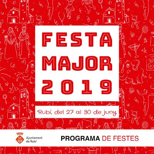 Festa Major de Rubí, el Vallès Occidental