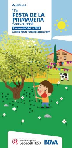 17a Festa de la Primavera a l'Espai Natura de Sabadell