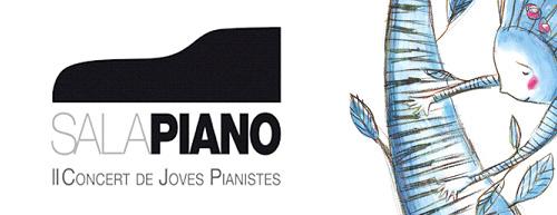 II Concert SALA PIANO de Joves Pianistes