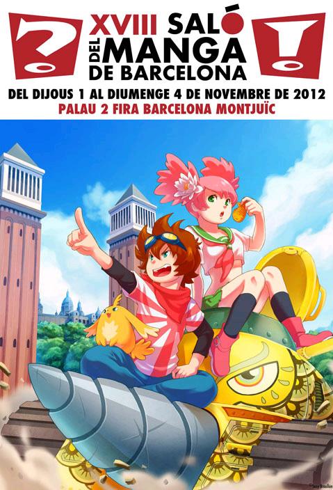 Saló del Manga de Barcelona