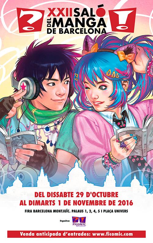 XXII Saló del Manga de Barcelona