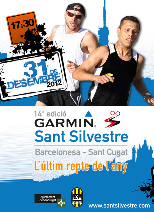 14a cursa Sant Silvestre Barcelonesa-Sant Cugat