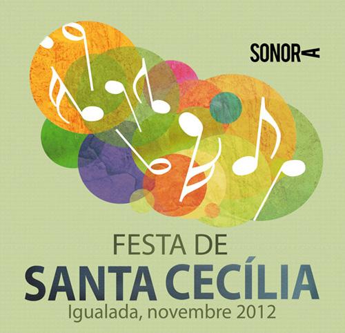 Festa de Santa Cecília a Igualada
