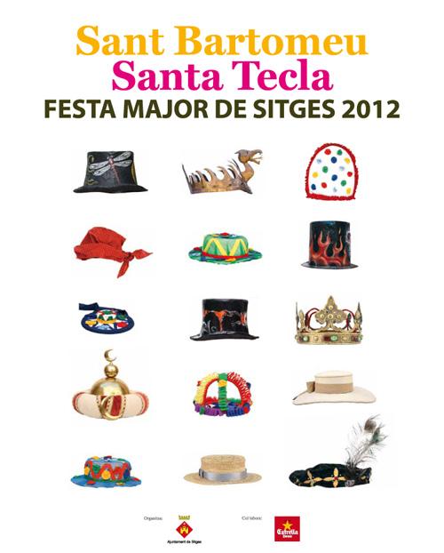 Festa de Santa Tecla a Sitges 2012