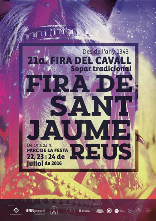 Fira de Sant Jaume a Reus. 21a Fira del Cavall