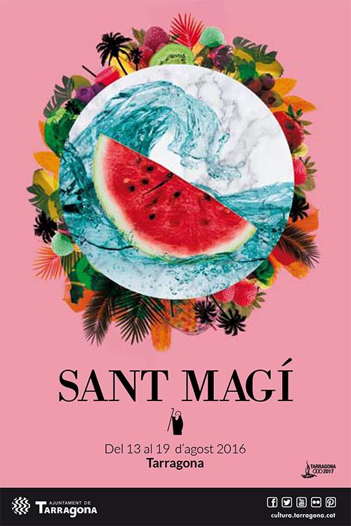 Festa Major de Sant Magí a Tarragona