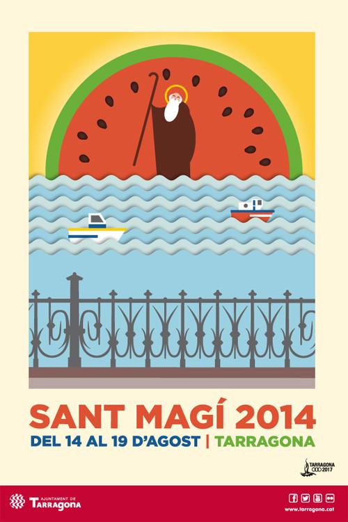 Festes de Sant Magí a Tarragona