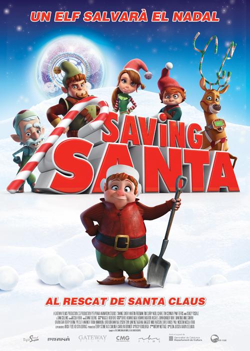 Saving Santa. Al rescat de Santa Claus