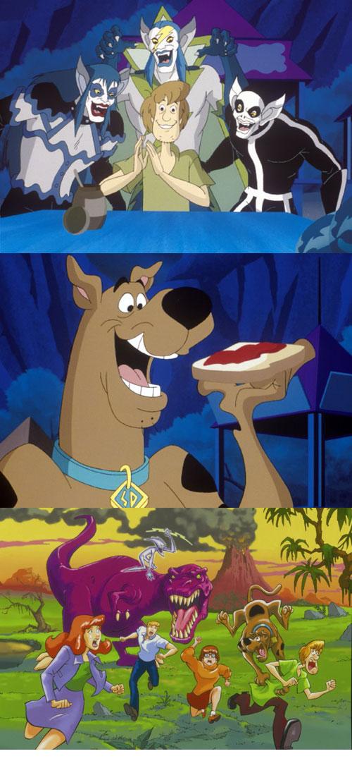 Dos diumenges d'estrena amb Scooby-Doo!