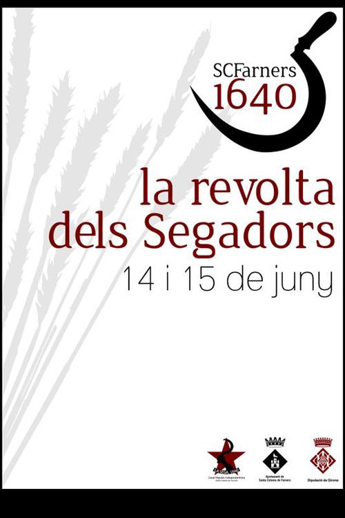 IX Festa de la Revolta dels Segadors a Santa Coloma de Farners