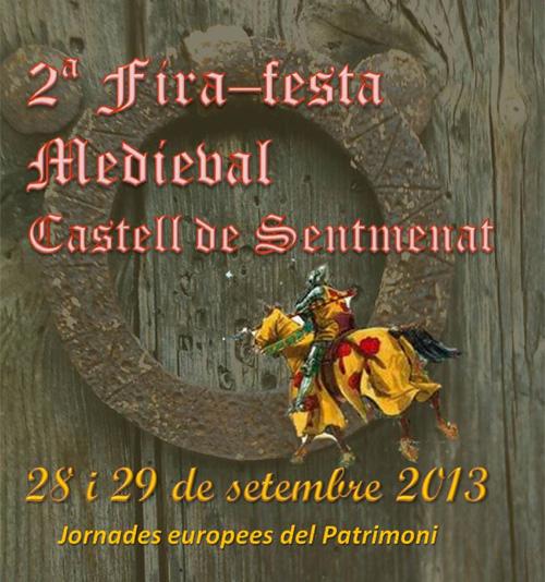 2a Fira Festa Medieval a Sentmenat