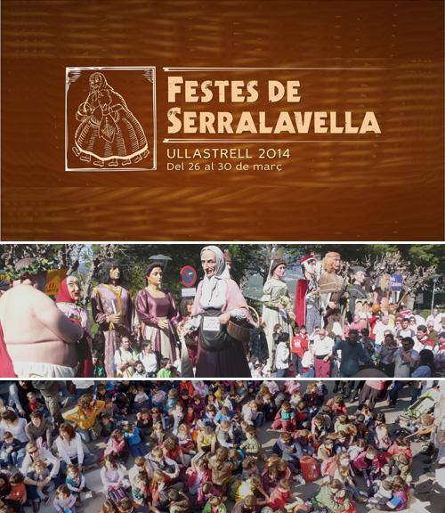 Festes de Serralavella a Ullastrell
