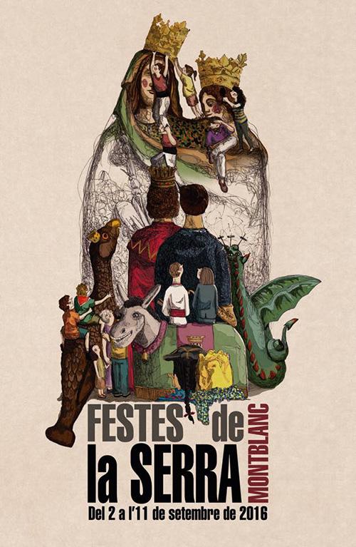 Festes de la Serra de Montblanc