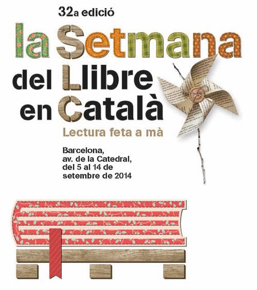 Setmana del Llibre en Català a Barcelona
