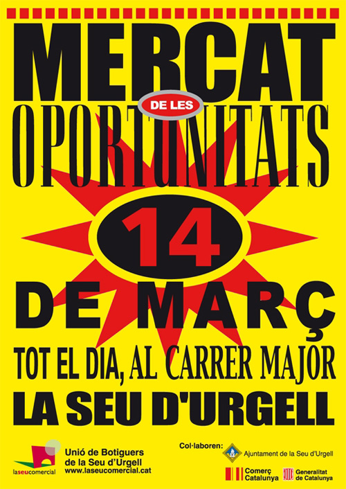 24a edició del Mercat de les Oportunitats a la Seu d'Urgell